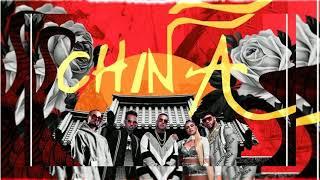 Anuel AA, Daddy Yankee, Karol G, Ozuna & J Balvin - China - Instrumental