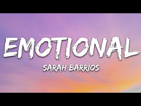 Sarah Barrios - Emotional