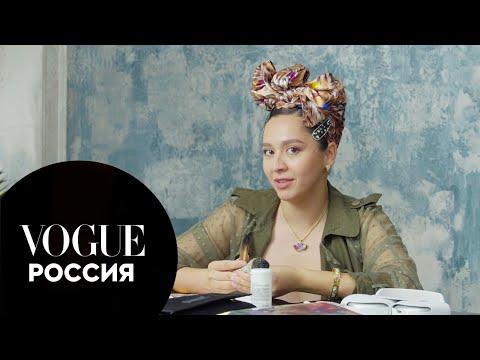 Что в сумке у Манижи? | Vogue Россия