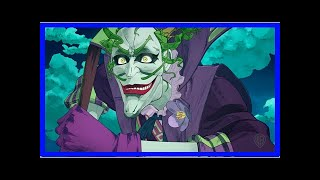 Breaking News | Joker and Harley Quinn taunt Batman in exclusive clip from Batman Ninja