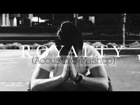 ROYALTY - Chris Brown (Acoustic Mashup)