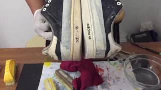 Cara unyellowing sepatu / unyellowing midsole for all shoes. 100% work