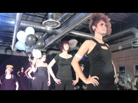 AVEDA Institute South Florida's 2012 Catwalk For Water Fashion & Hair Show