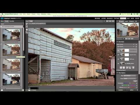 Retouching and Enhancing Landscapes with Liz LePage