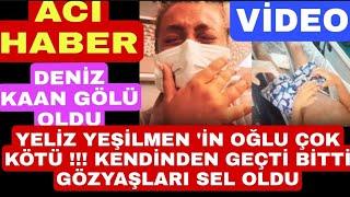 Sondakika Ünlü Oyuncu Yeliz Yeşilmen 'in Oğlundan ÇOK KÖTÜ HABER !!