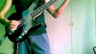 Defender (Bass Cover)- Manowar
