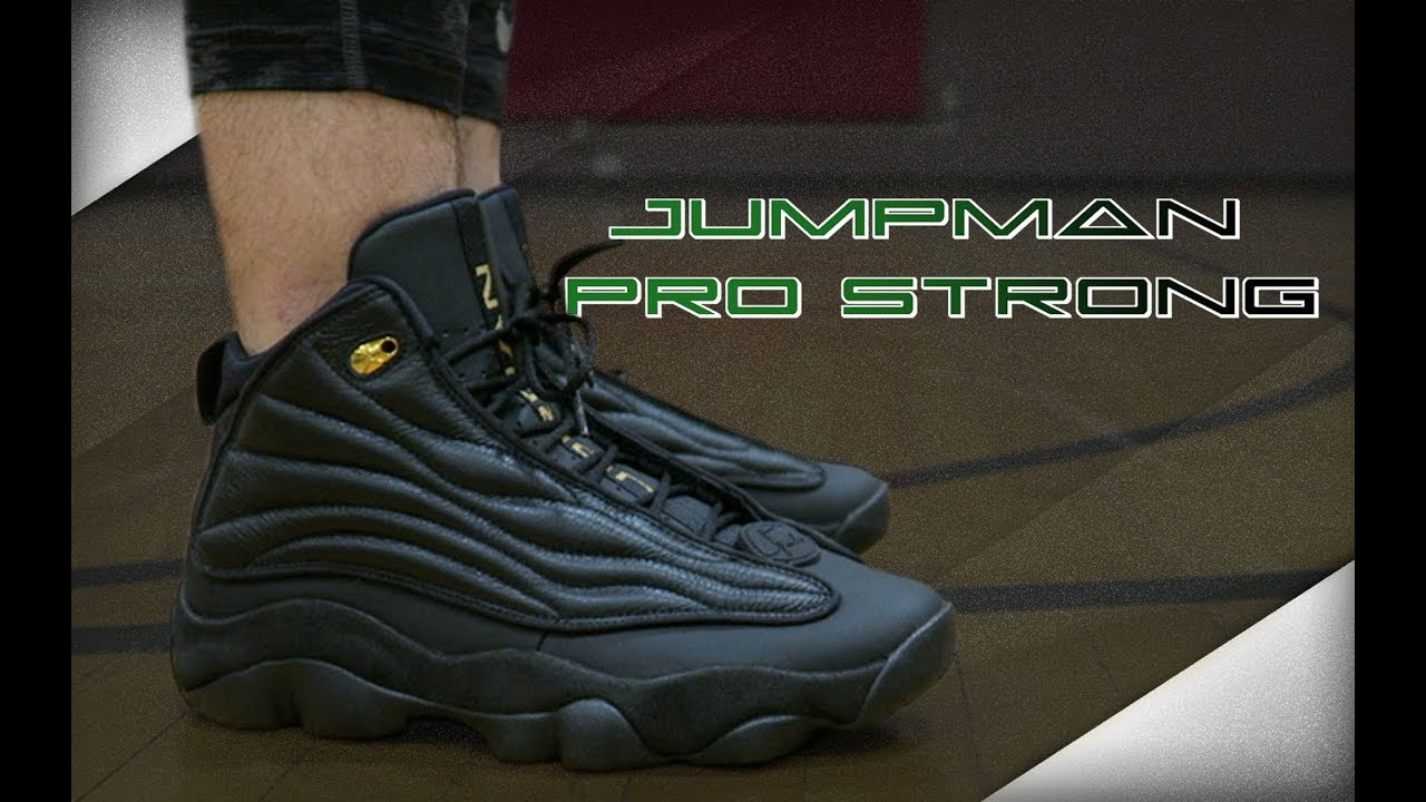 Jordan Jumpman Pro Strong