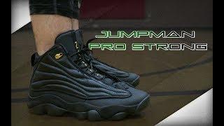 Jordan Jumpman Pro Strong - YouTube