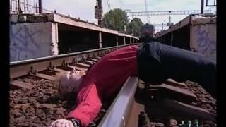Братья Сафроновы. НТВ чудо-люди.Опасный поезд.