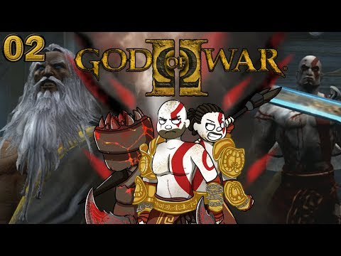 "02 - ""The King of Olympus"" 