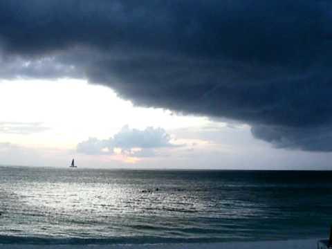 Grand Cayman Weather Girl