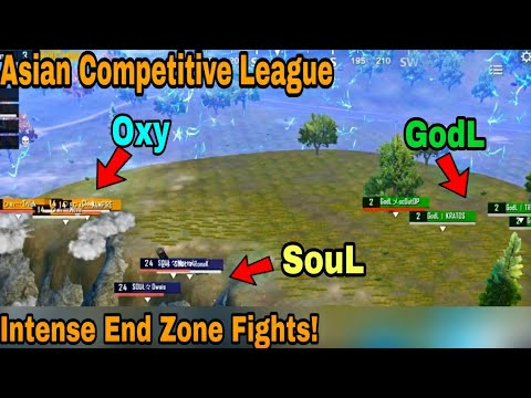 Asian Competitive League Highlights   Team Oxygen