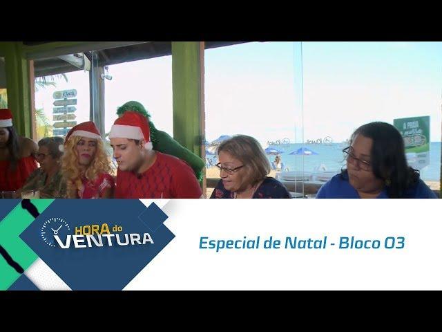 Especial de Natal - Bloco 03