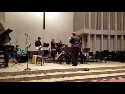 Powdersville Middle School Jazz Band