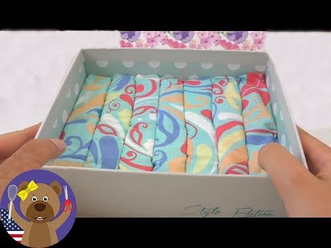 DIY Ring Box - Easy And Quick Tutorial