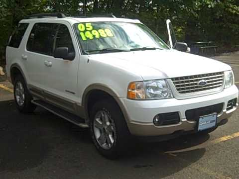 2005 ford explorer eddie bauer with advancetrac rsc locally owned stock pk5430 youtube. Black Bedroom Furniture Sets. Home Design Ideas