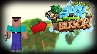 SKYBLOCK SUR RINAORC ! (Minecraft SkyBlock) #1