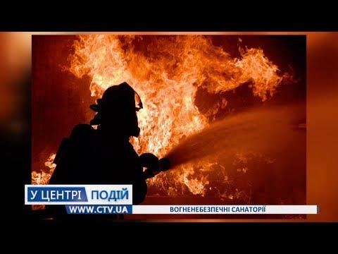 Телеканал C-TV: Вогненебезпечні санаторії