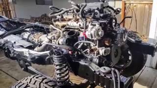 MG Metalworks 2013 E350 4x4 van chassis