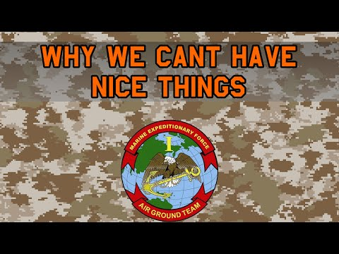 Arma 2 - Why we can't have nice things