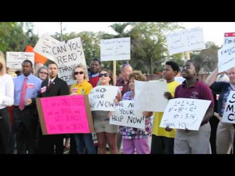 ALVIN BROWN FIGHTS FOR WORKERS