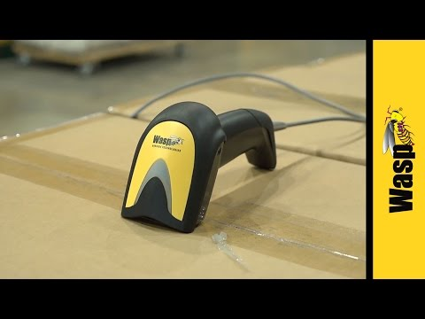 2D Barcode Scanner (USB) for Inventory - WDI4600 | Wasp Barcode