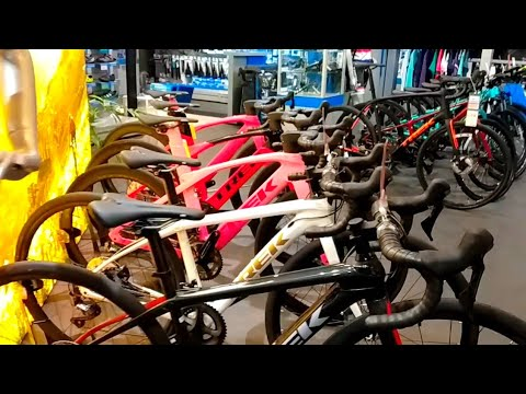 จักรยานป้ายแดง นำเข้า แบรนด์ดัง TREK Update Promotion จักรยานที่ Probike สาขา พระราม3