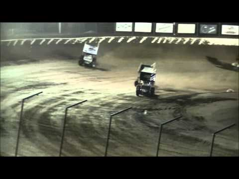 Limaland Motorsports Park Sprint Feature, Run For The Rabbit 7-24-15
