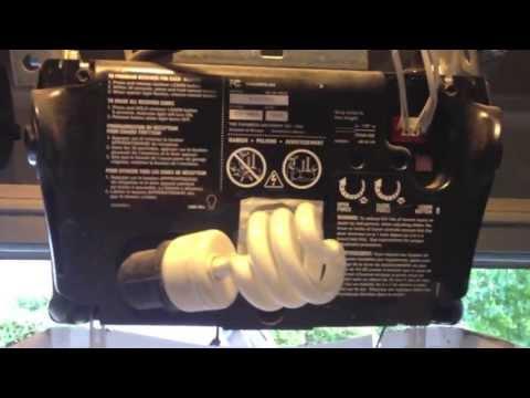 How To Reset Your Car Remote Garage Door Opener Garag