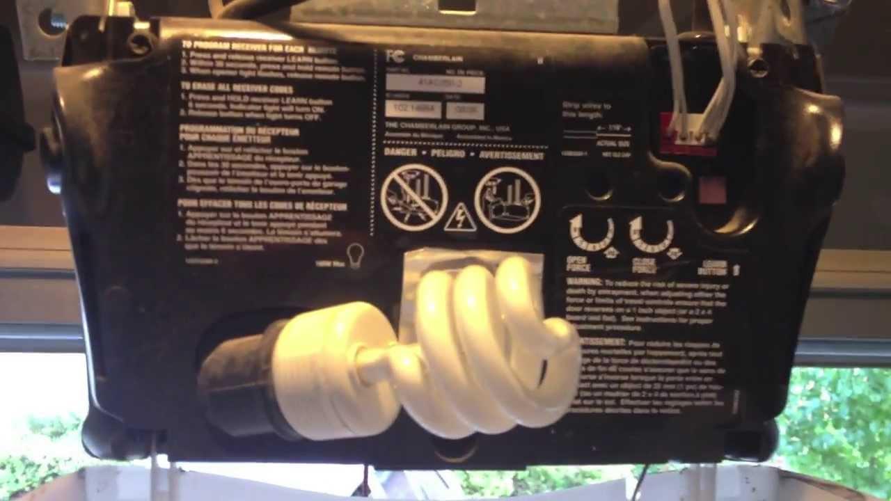 genie garage door opener wiring wall mount [ 1280 x 720 Pixel ]
