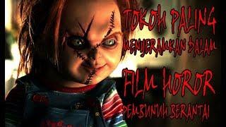 Video 5 Bintang Film Horor paling Menyeramkan (Pembunuh Berantai) #2 download MP3, 3GP, MP4, WEBM, AVI, FLV Juni 2018