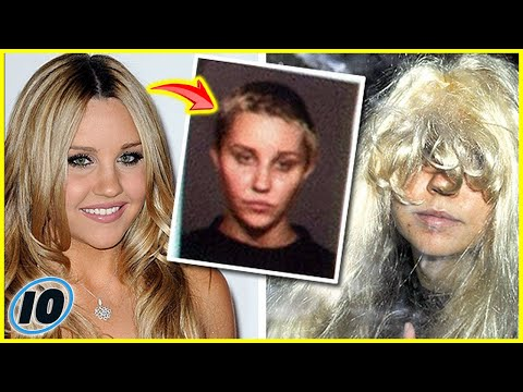 Top 10 Celebrities That Lost Their Fame