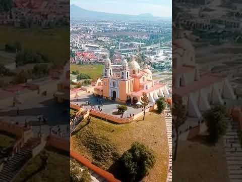 Visitamos CHOLULA, PUEBLA | ¿cómo llegar? | ¿qué hacer? | ¿dónde reservar? | Diana y Aarón (DYA)