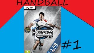 HANDEBOL: Handball Challenge 12 Gameplay #1