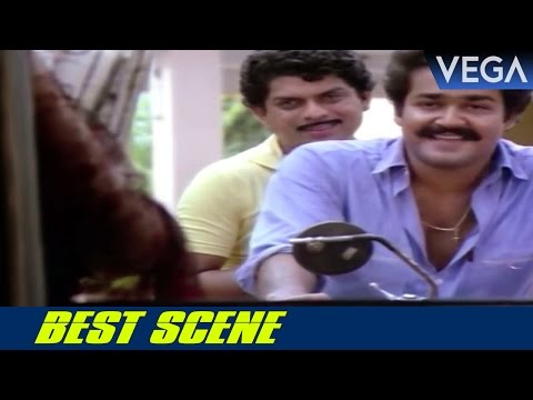 Janardhanans Conversation With Mohanlal || Sukhamo Devi Movie Scenes