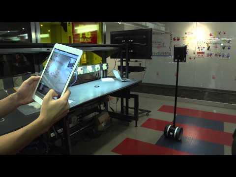 Hands On: Double Telepresence Robot