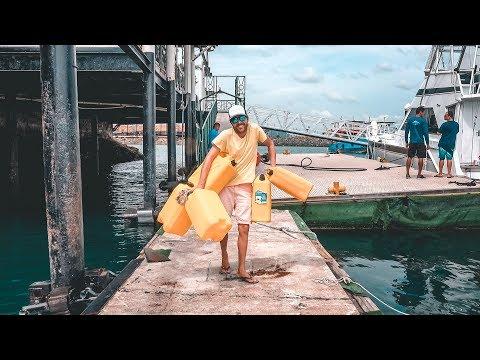 Leavin Ain't Easy - Sailing Outta Panama