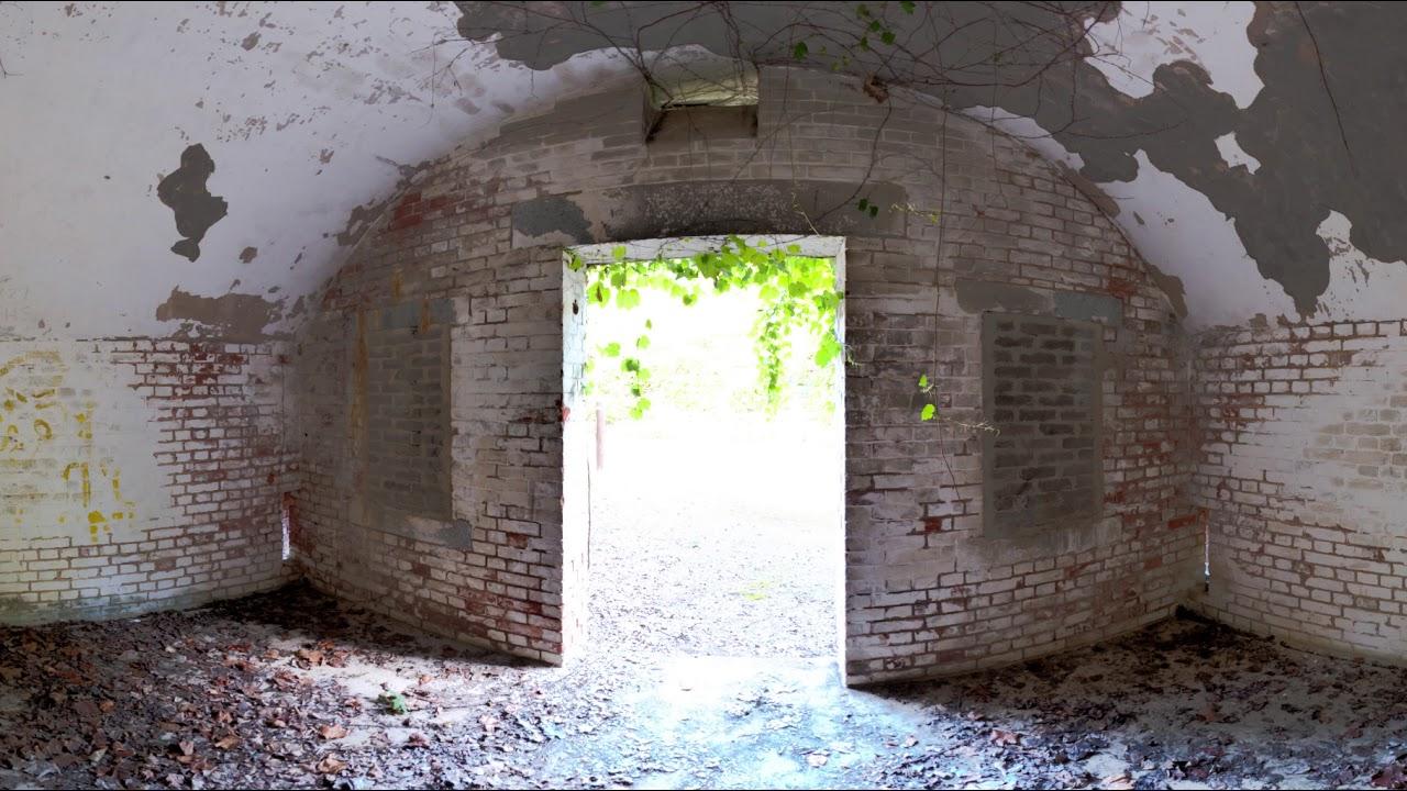 大久野島・戦争遺跡パノラマ写真スライドショー