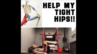 Free Your Hips in 5 Drills With No Pain | SmashweRx | Trevor Bachmeyer