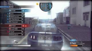 Team Blitz DRIVER San Francisco - Online Multiplayer Gameplay [HD]