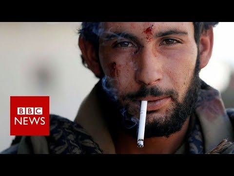 No, Islamic State group has not been defeated - BBC News