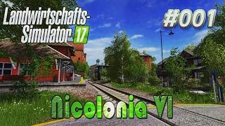 Ls17 - Nicolonia V1 - Neustart in einer neuen Welt | Lets play  Map Link: https://www.modhoster.de/mods/nicolonia#description ------------------------------------------------------------ ? Spieleinfos ?  ? Spiel: Landwirtschafts-Simulator 17 ? Entwickelt