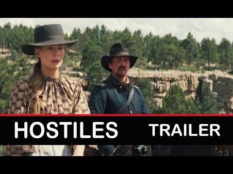 Download HOSTILES (2017) Movie Trailer: Christian Bale, Rosamund Pike