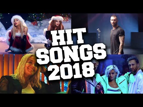 Top 100 Hit Songs of December 2018