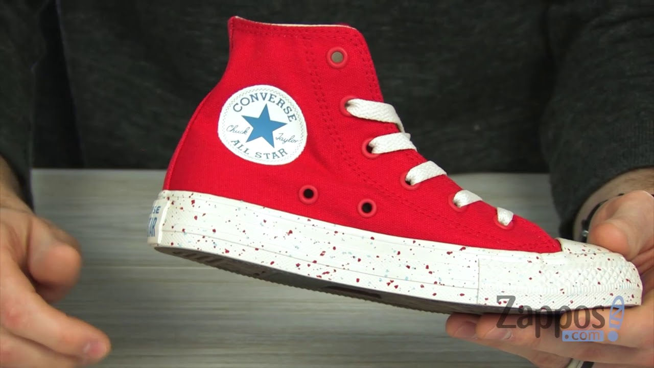 Converse Kids Chuck Taylor® All Star® Speckled Americana Hi (Little KidBig Kid) SKU: 9032171