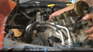 dodge 4 7 l engine cylinder head replacement part five by howstuffinmycarworks