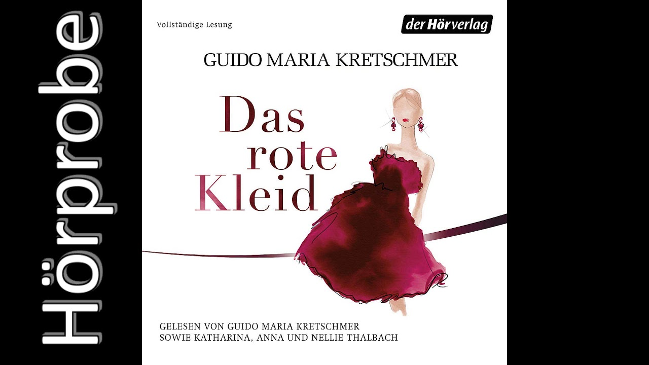sports shoes 9c2e2 e3b1b Das rote Kleid von Guido Maria Kretschmer bei LovelyBooks ...