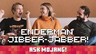 Ask Mojang #5: Enderman jibber-jabber!