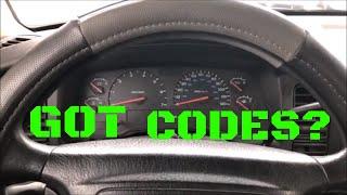 dodge dakota error code p0601