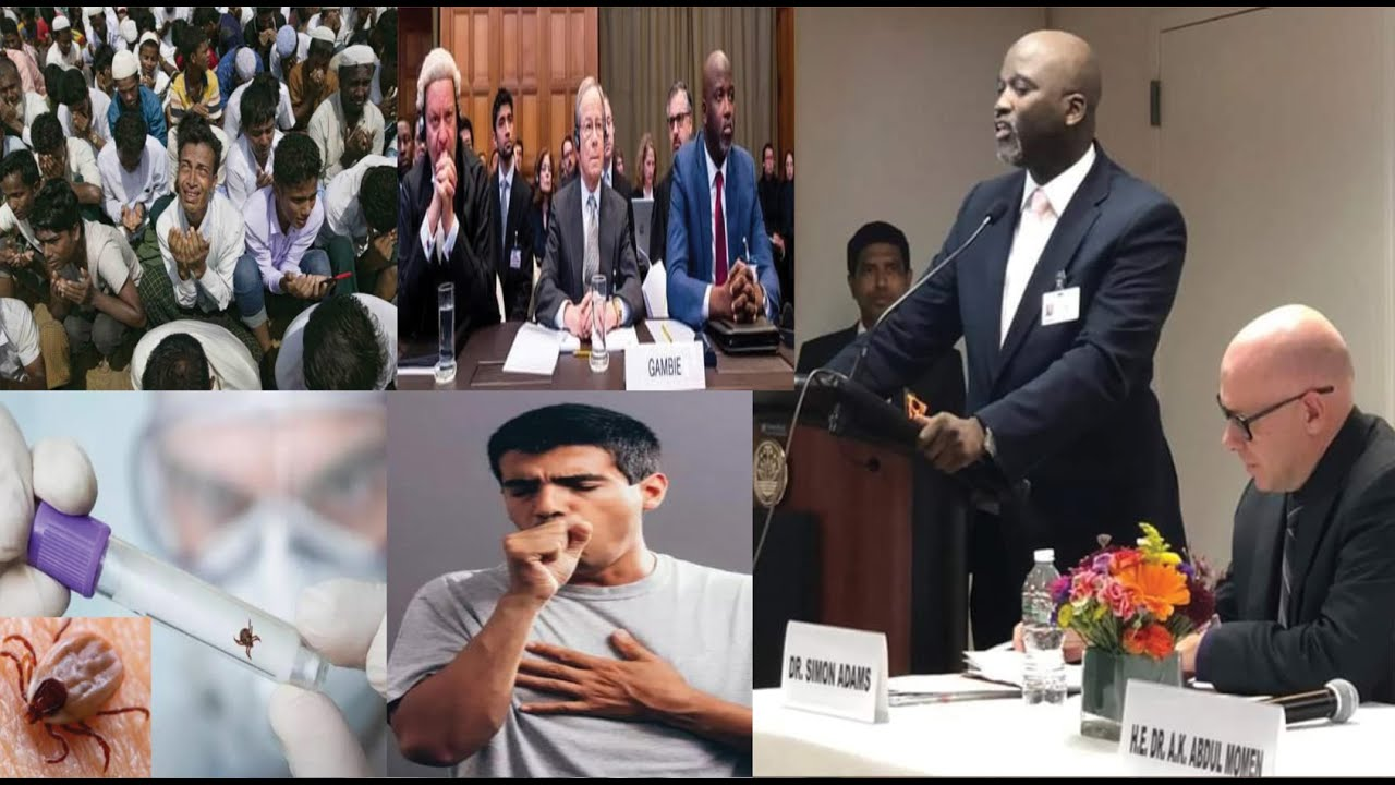 TODAY 07 AUGUST 2020 #English News Translation in Rohingya Language By Mr Sherif Arakani